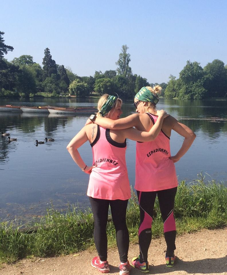 les espadiennes 2015 course de mamans