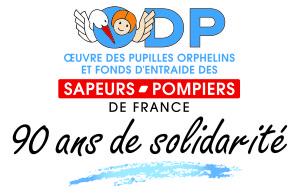 Logo ODP 90 ans